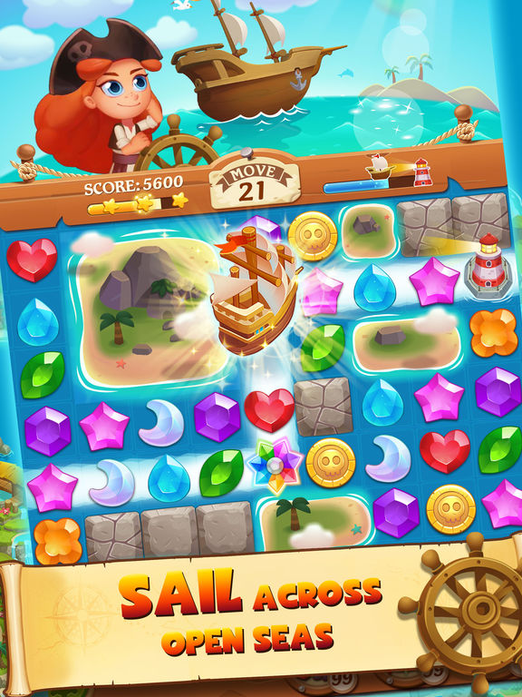 Pocket Pirates screenshot 6