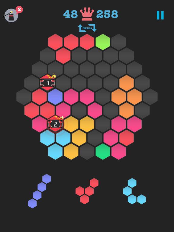10101010: Block Puzzle 10/10 Color Brick Scalescreeshot 3