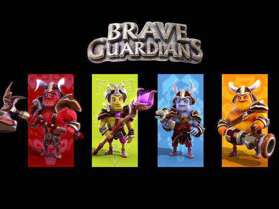 Brave Guardians TD Screenshots