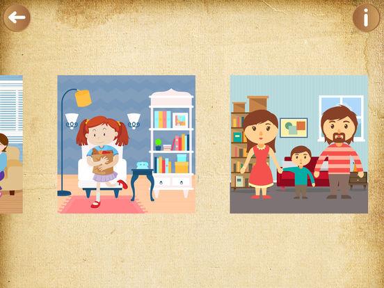 Детские игры для девочек - пазлы для малышей детей Скриншоты5