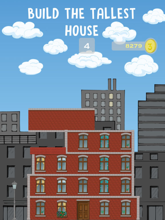 app shopper build your house games