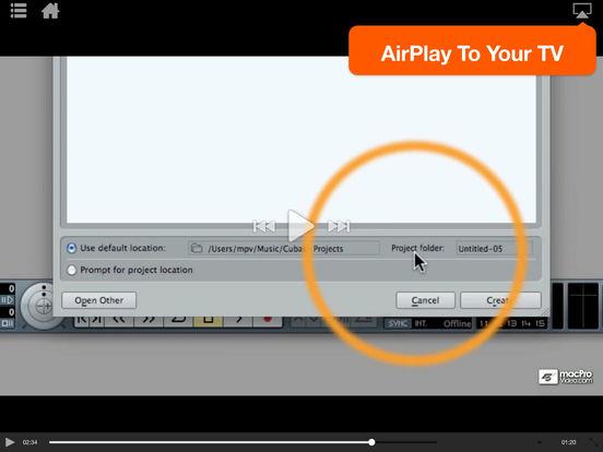 Cubase 101 iPad Screenshot 3