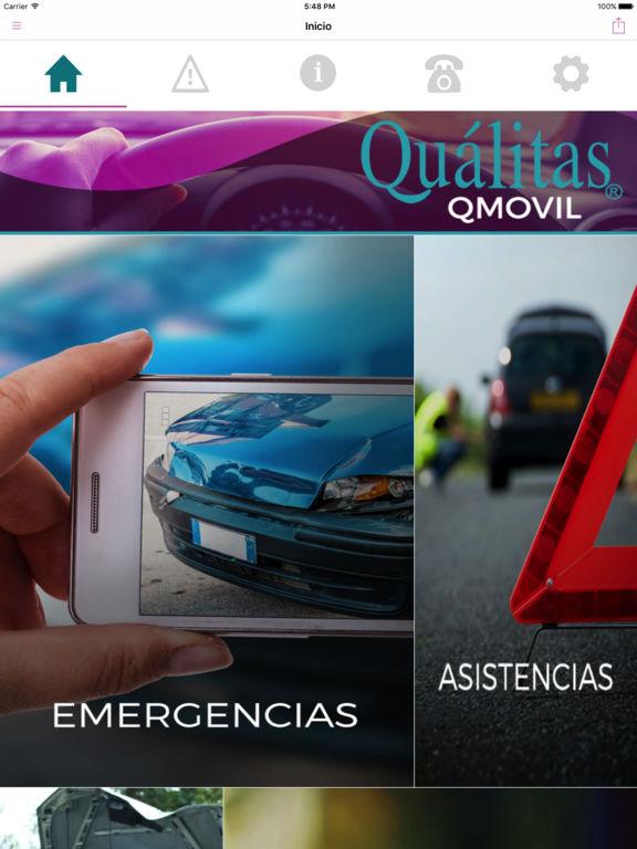 Qm vil en app store for Oficina qualitas auto