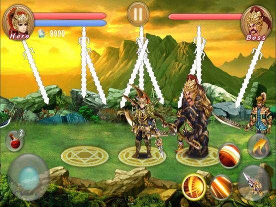 God Sword Waked screenshot 10