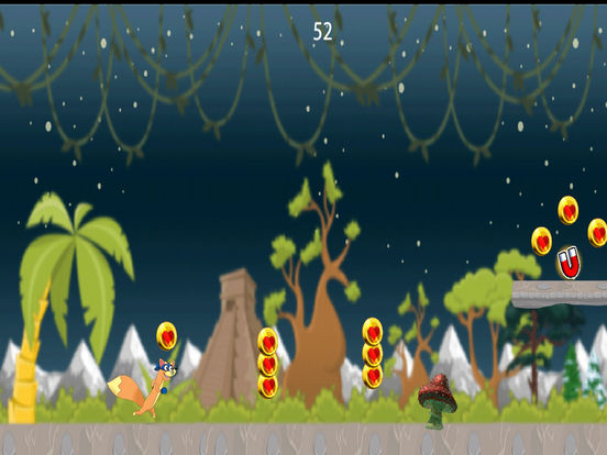 Little Fox Wild Jungle Escape screenshot 5
