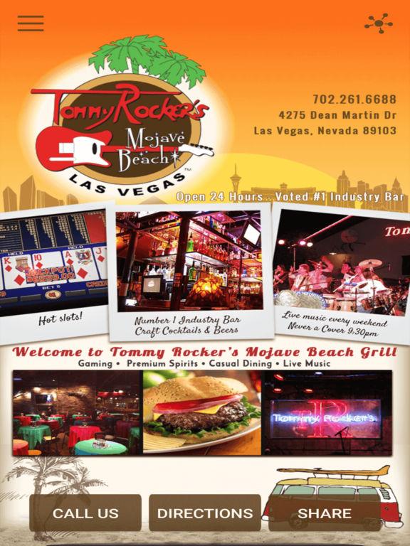 Tommy Rocker's on the App Store