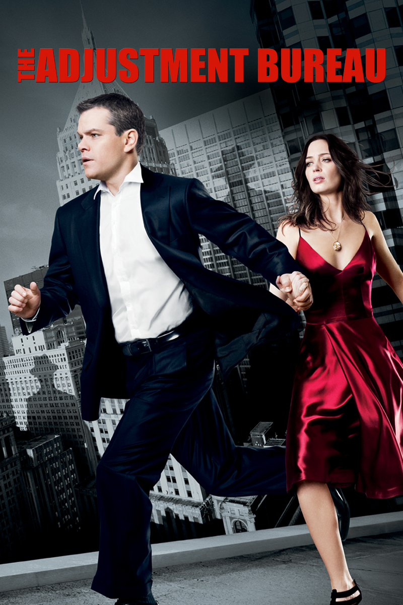 itunes movies the adjustment bureau