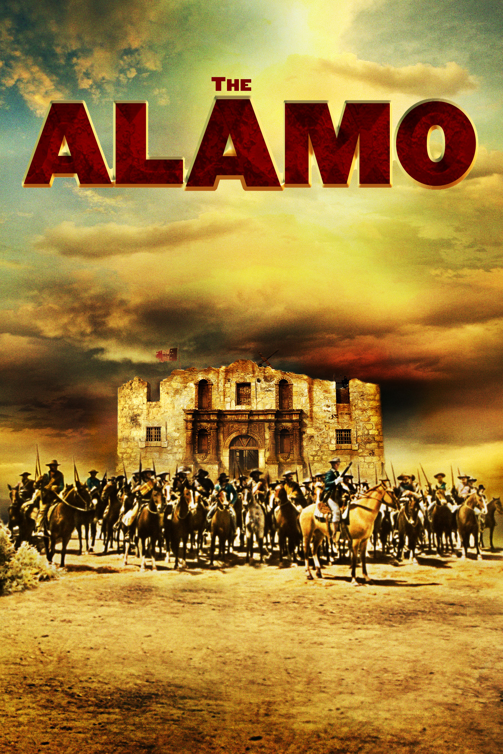 Itunes Movies The Alamo 1960