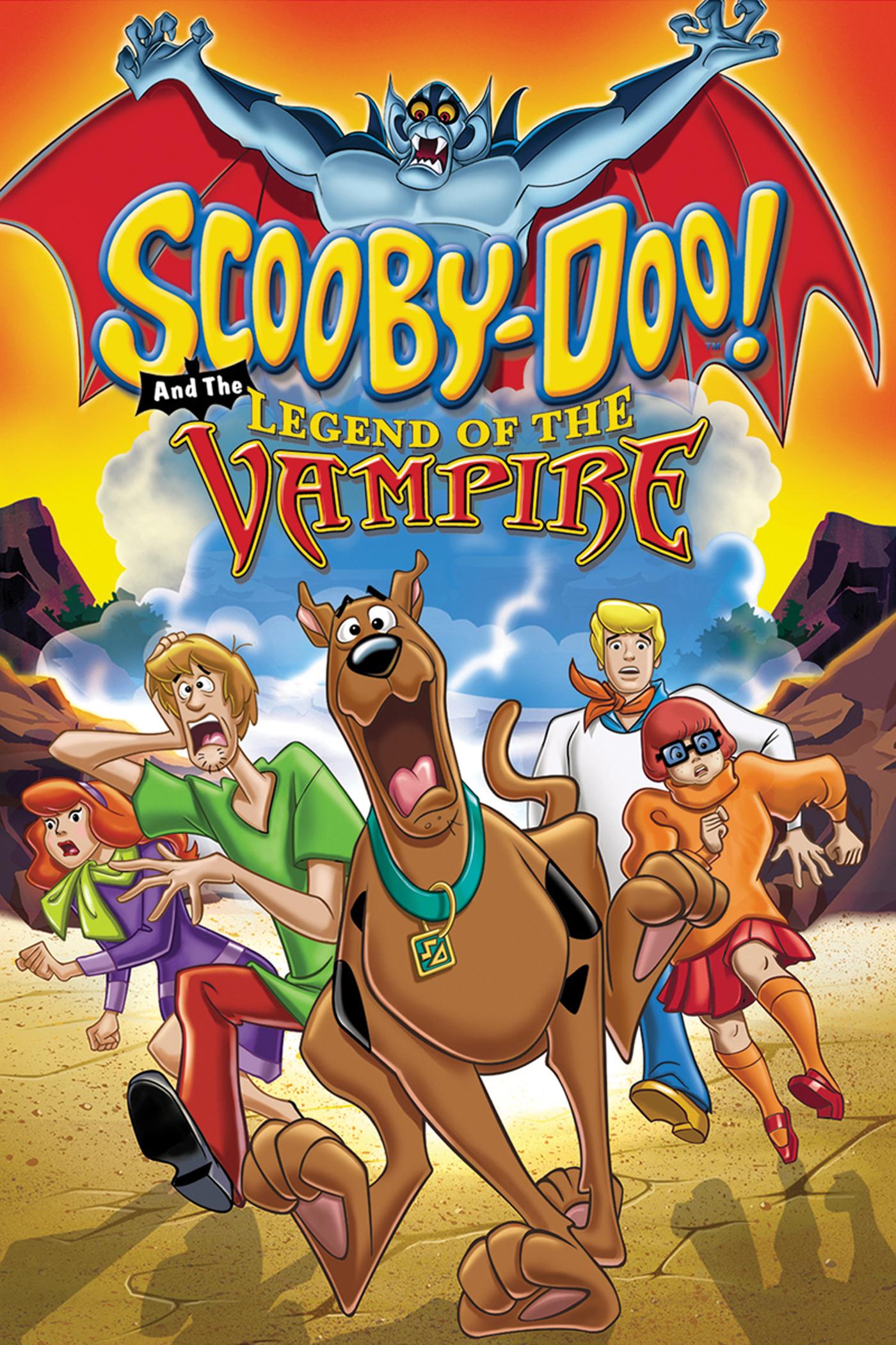 Scooby-Doo e Os Vampiros – Dublado