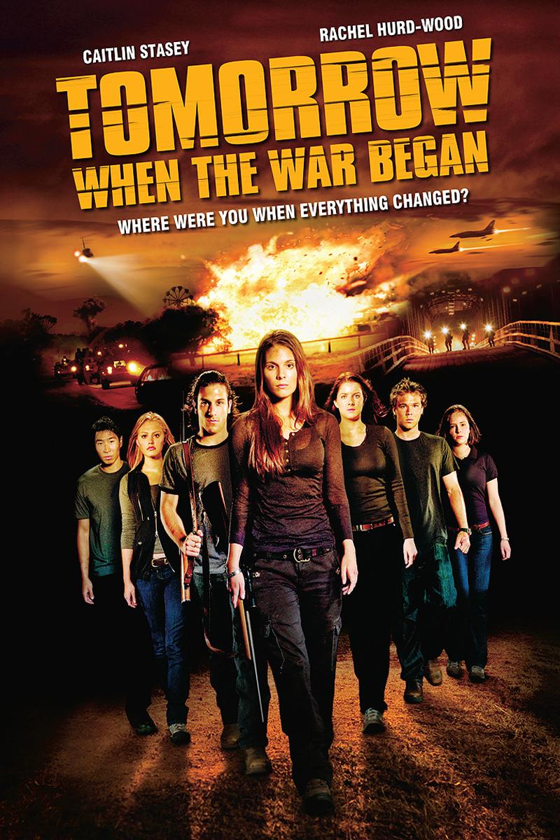 Tomorrow When the War Began Movie