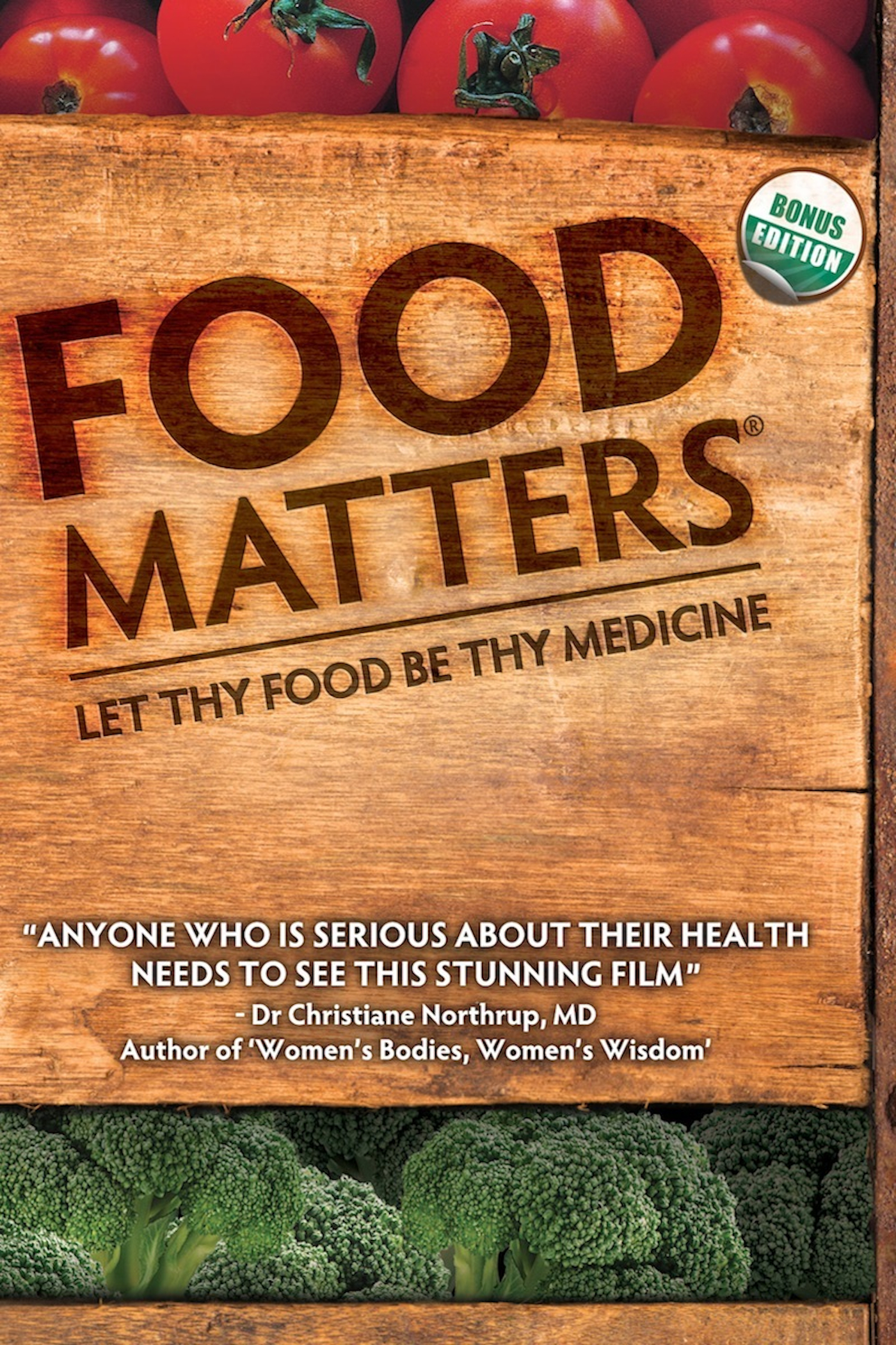This documentary examines the current state of America's food supply, and suggests that the over-industrialization of food production is making the nation sicker by the imsese.cfors: James Colquhoun, Carlo Ledesma.