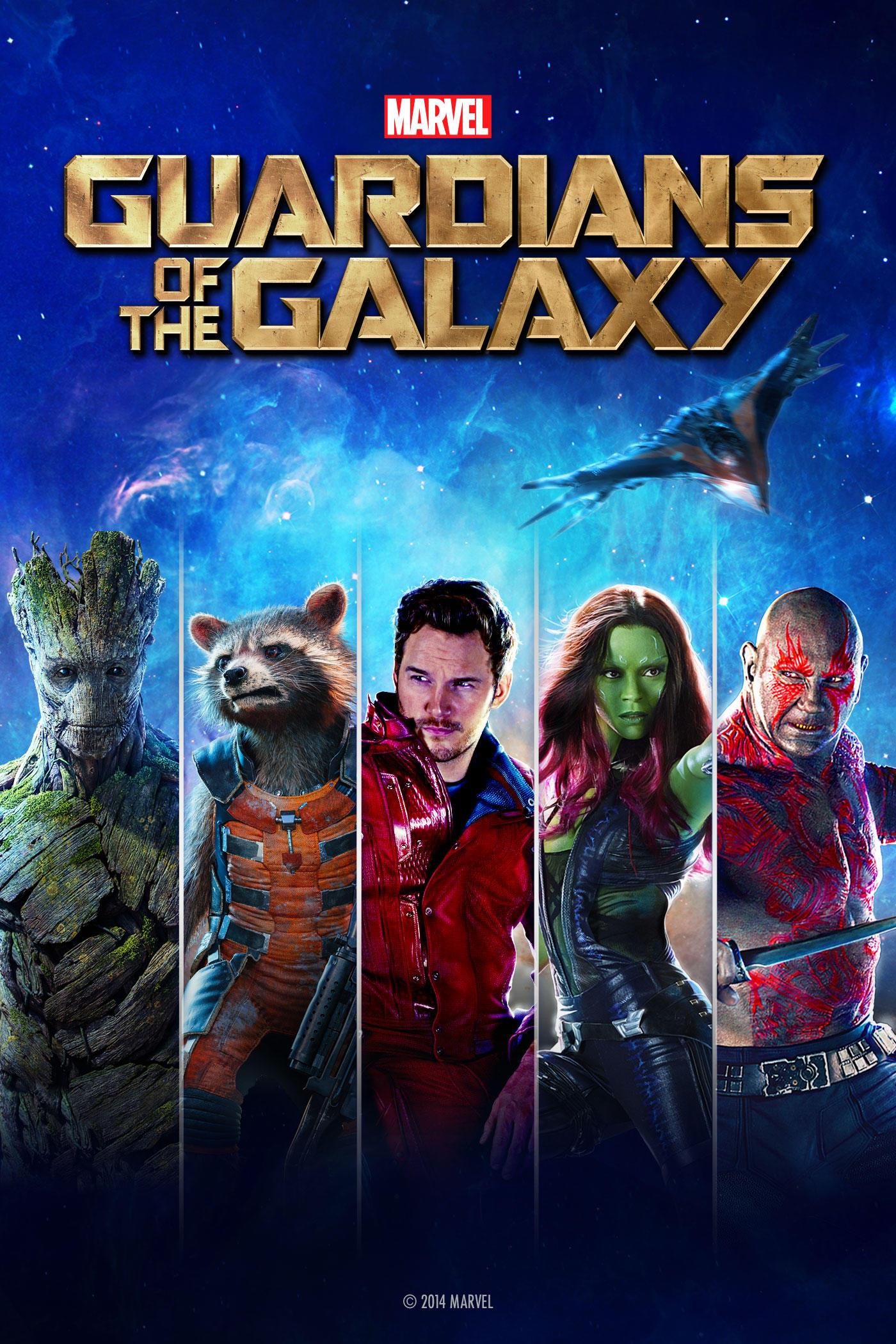 Guardianes de la Galaxia [iTunes Movie Full HD]