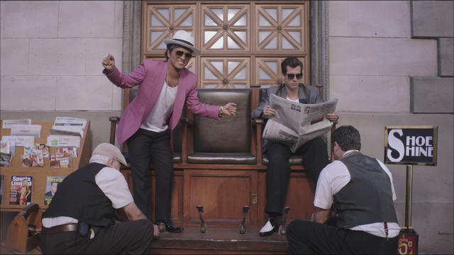 Mark Ronson – Uptown Funk (feat. Bruno Mars) – Music Video (2014)  [iTunes Plus AAC M4V]