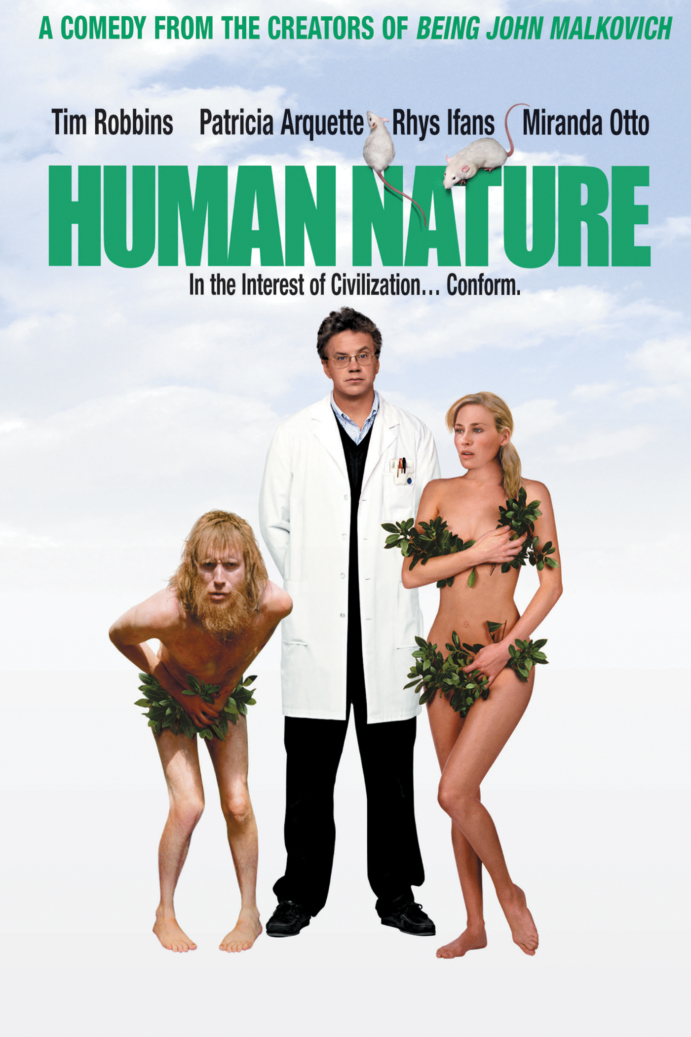 Human Nature Michel Gondry