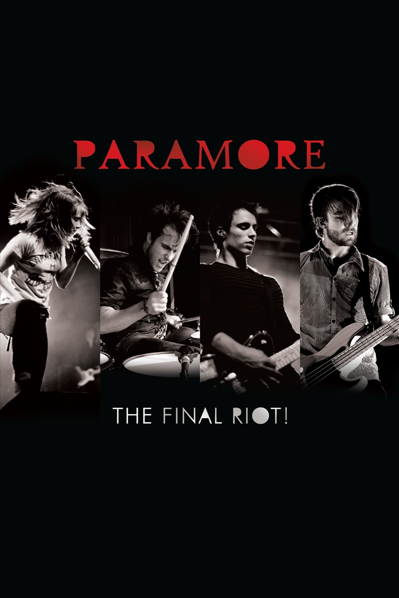 Paramore – The Final RIOT! – SD (2009) [iTunes Movie]