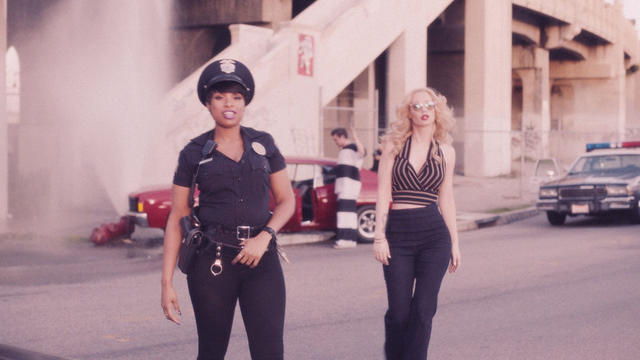 Iggy Azalea – Trouble (feat. Jennifer Hudson) – Music Video [iTunes Plus AAC M4V] (2015)