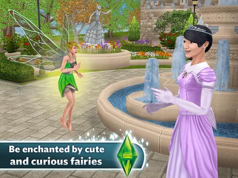 The Sims™ FreePlay screenshot #2