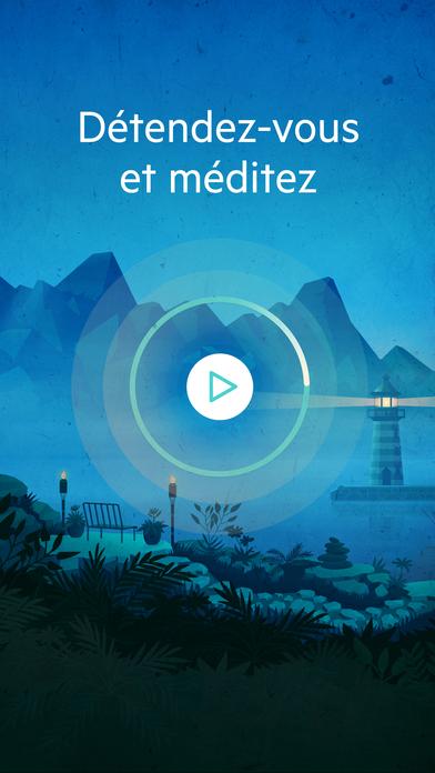 Screenshot Relax Méditation P: Yoga Zen Petit Guide Bien Etre