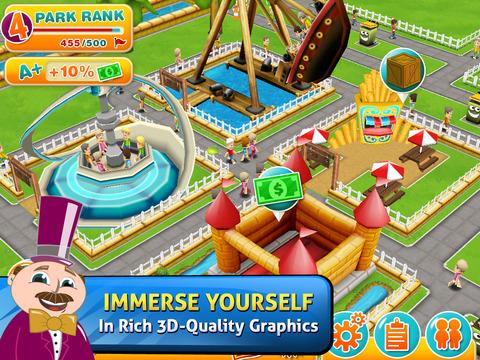 Theme Park™ screenshot #3