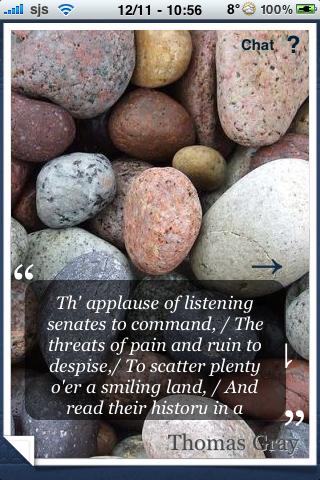 Thomas Gray Quotes screenshot #2