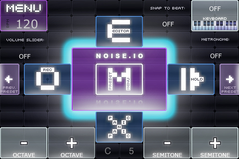 Noise.io™ Pro Synth screenshot 2