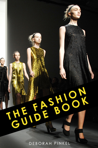 The Fashion Guide Book screenshot #1