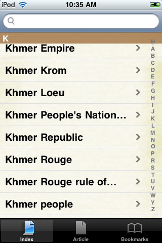 The Khmer Rouge Study Guide screenshot #2