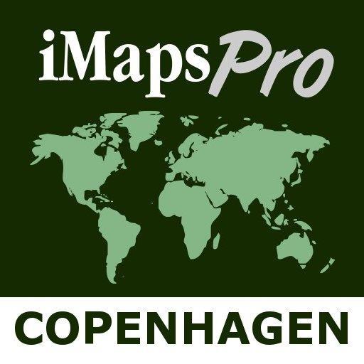 iMapsPro - Copenhagen