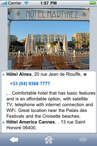 ProGuides - Cannes screenshot #2