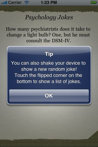 Psychology Jokes screenshot #2