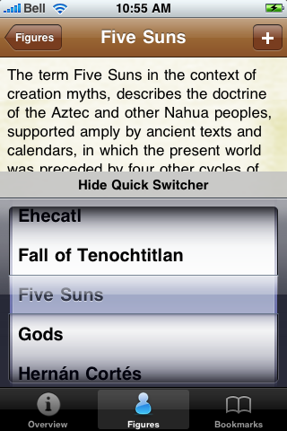 Aztec Mythology screenshot #3