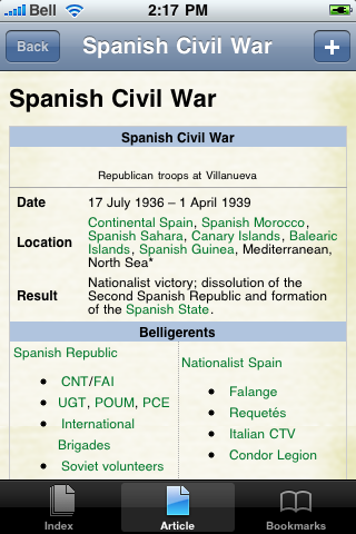 The Spanish Civil War Study Guide image #1
