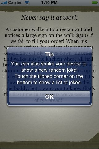 Business Jokes screenshot #2