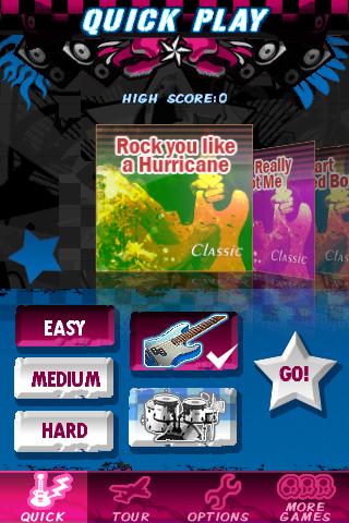 Guitar Rock Tour™ screenshot #3