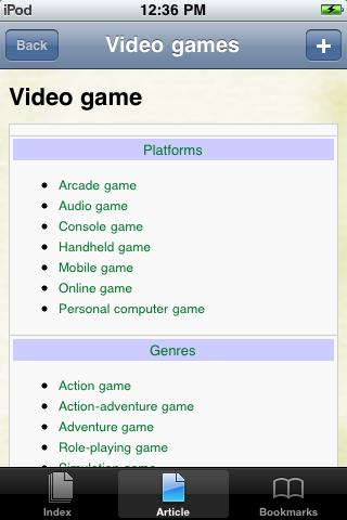Video Games Study Guide screenshot #1