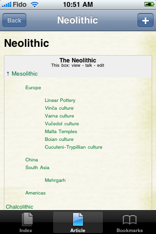The Neolithic Period Study Guide screenshot #1