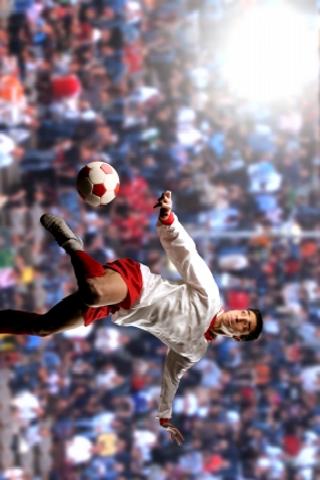 Football Player Slide Puzzle screenshot #1
