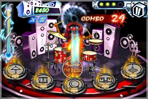 The Muppets Animal Drummer screenshot #4