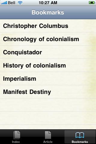 The Conquistardors Study Guide screenshot #2