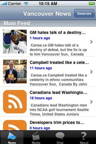 iNewsPro - Minneapolis MN screenshot #3