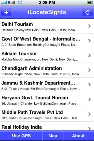 Delhi Sights screenshot #2