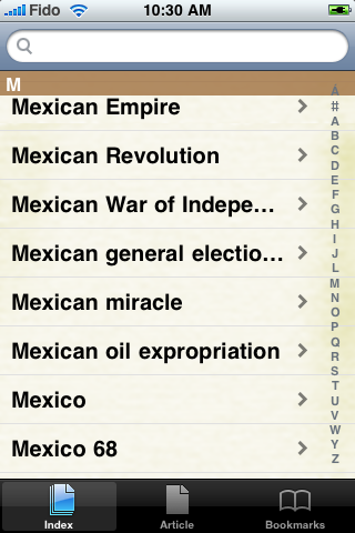 History of Mexico Study Guide screenshot #2