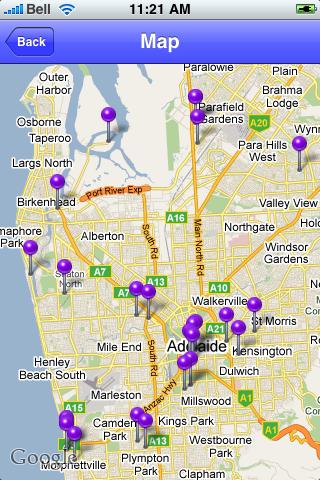 Adelaide Sights screenshot #1