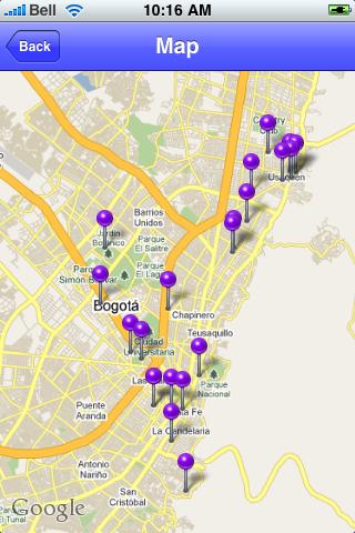 Bogotá, Colombia Sights screenshot #1