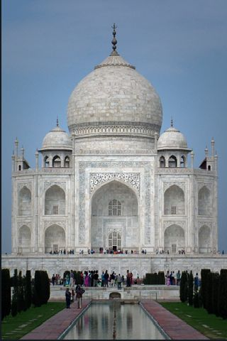 SlidePuzzle - Taj Mahal screenshot #3
