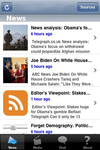 H1N1 News screenshot #1