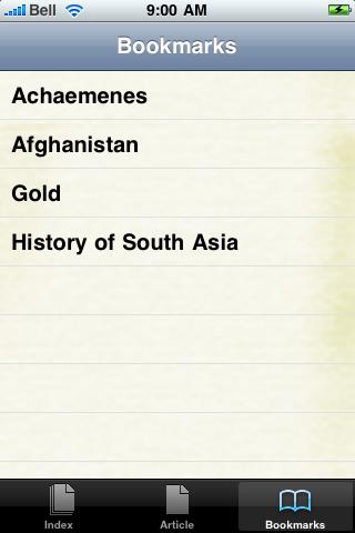 The Persian Empire Study Guide screenshot #2