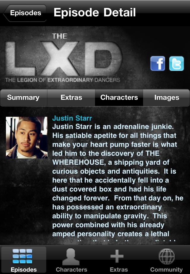 LXD screenshot #3