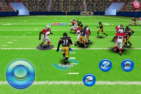 NFL 2010 Free screenshot 1
