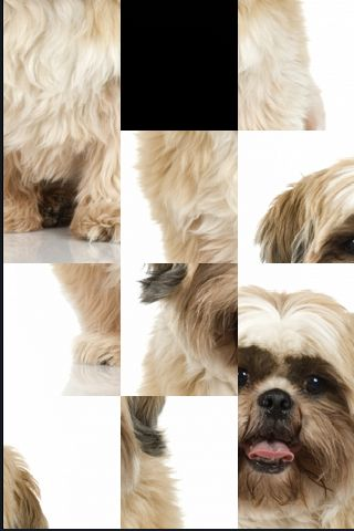 SlidePuzzle - Shih Tzu screenshot #1